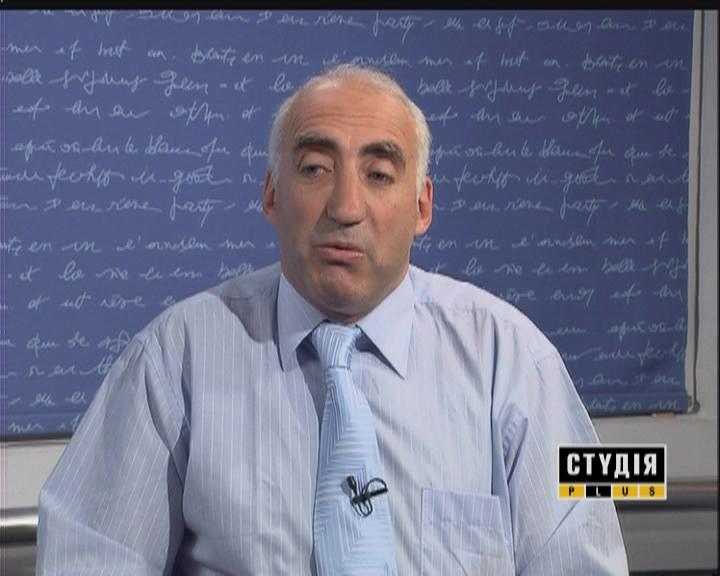 Александр Айзенберг. Одесский литератор и журналист.
