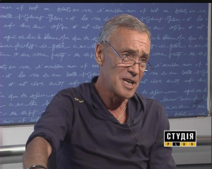 Андрей Добролюбский.  Доктор исторических наук, профессор.