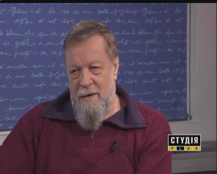 Николай Комаров. Председатель областного общества инвалидов.