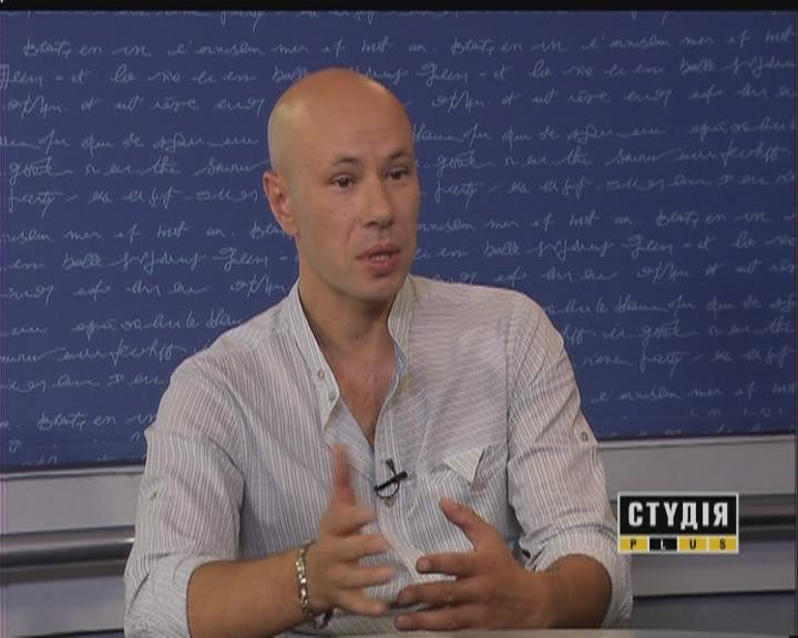 Александр Кушнир. Координатор проекта