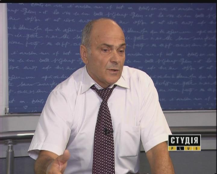 Владимир Помазан.  Руководитель секретариата региональной комиссии.