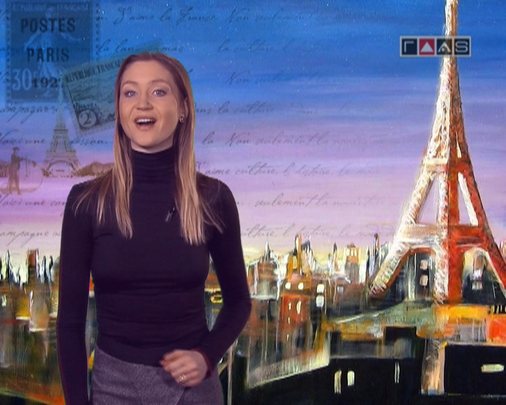 Marie a Paris //Урок № 23