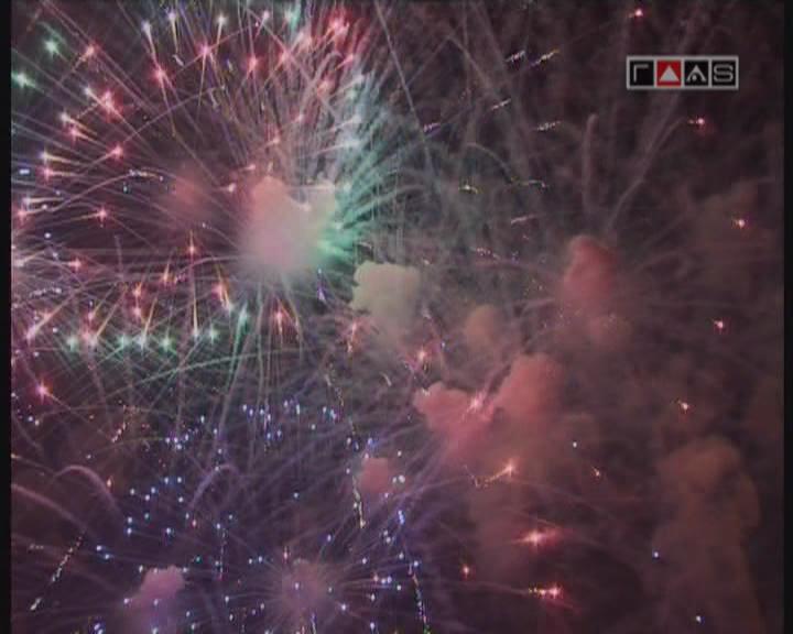 Новогодний концерт 2006//часть 12