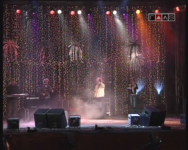 Новогодний концерт 2006//часть 13