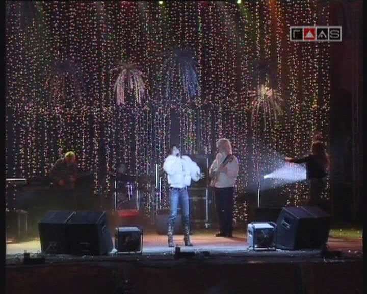 Новогодний концерт 2006//часть 14