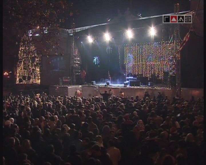 Новогодний концерт 2006//часть 17