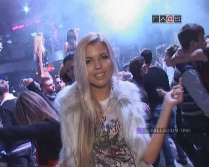 Palladium Time 14 января 2011 День рождения резидента клуба — Dj Volkov