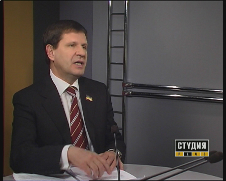 Алексей Костусев. Народный депутат Украины