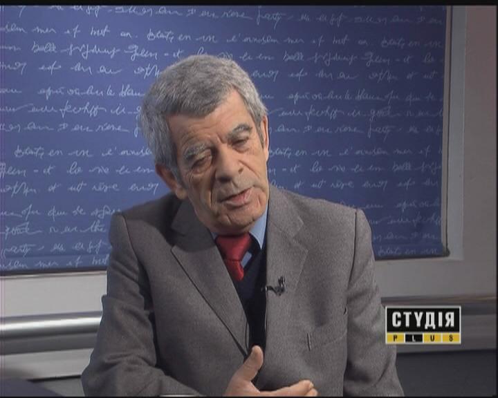 Иосиф Гольдштейн. Директор культурно-образовательного заведения