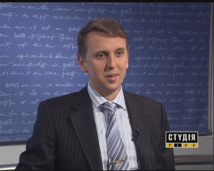 Андрей Голубов. Депутат Одесского городского совета