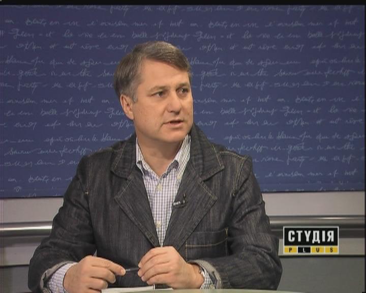 Сергей Черненко. Председатель комиссии.