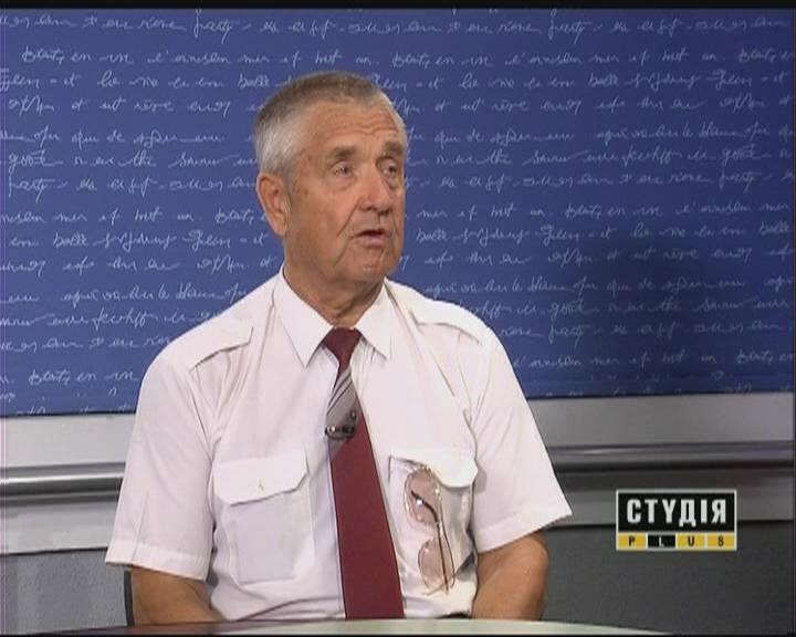 Валерий Пилев. Председатель Одесской городской организации УТОС