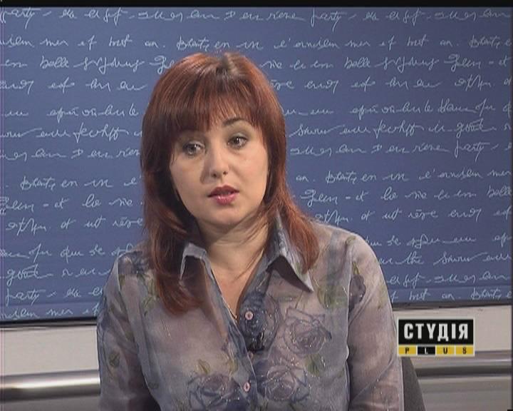 Татьяна Тиминская. Активистка общественной организации «Краина мрий».