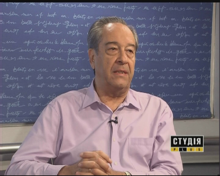 Александр Красотов. Известный одесский композитор.