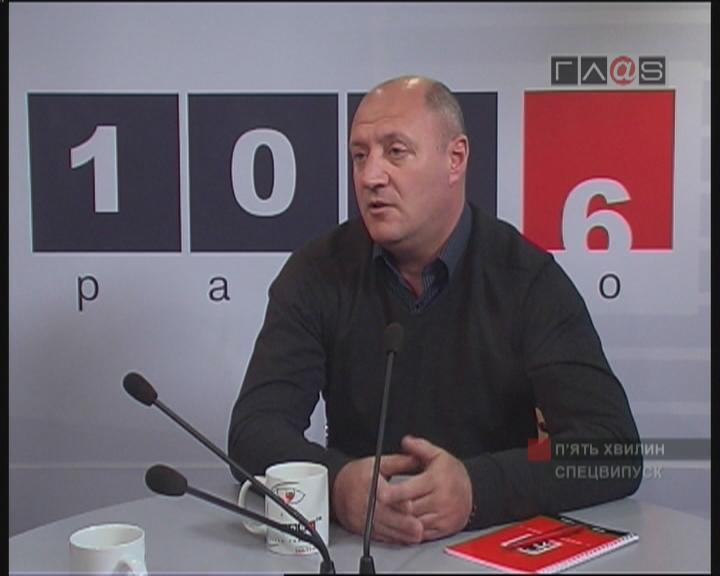 Владимир Реус. Врач высшей категории.