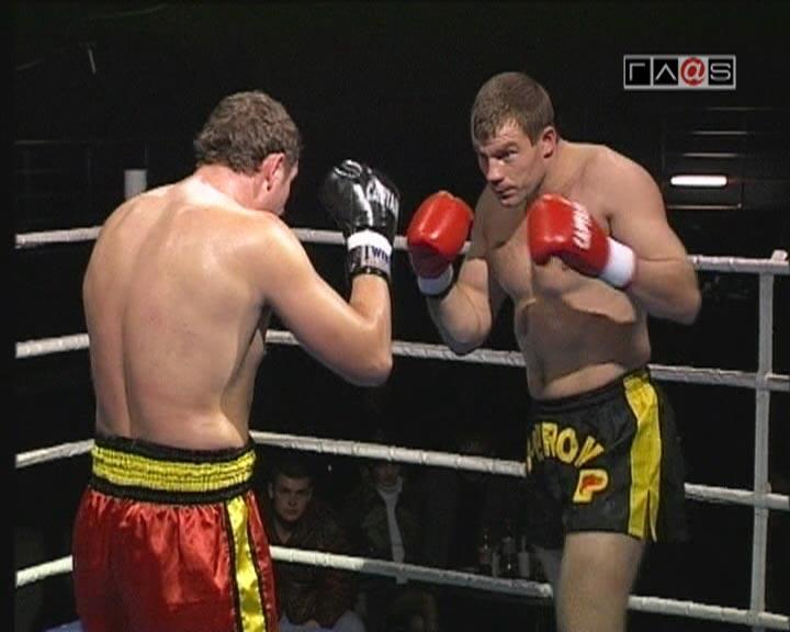Бой между Максимом Неледвой и Евгением Мусолимовым