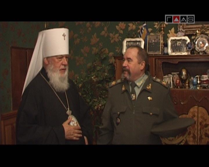 Одесская духовная Семинария.