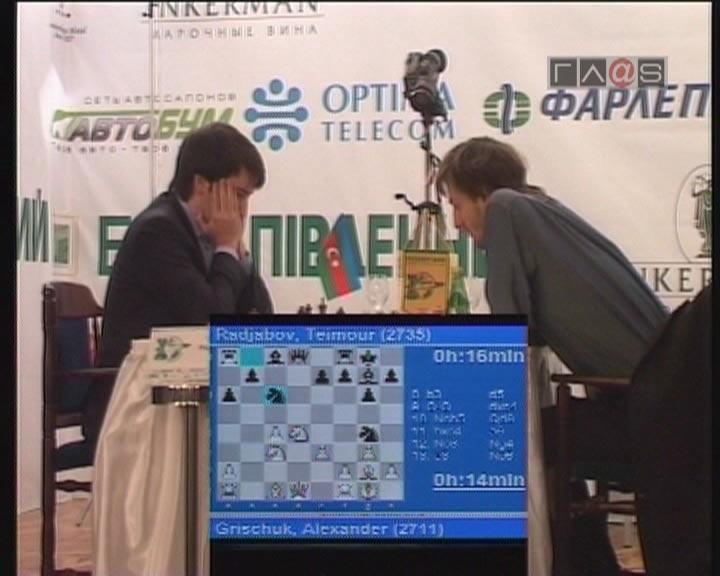 Финал Второго Кубка мира по быстрым шахматам