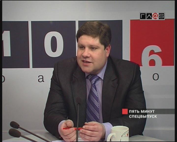 Александр Мелентьевич Зацерклянный.