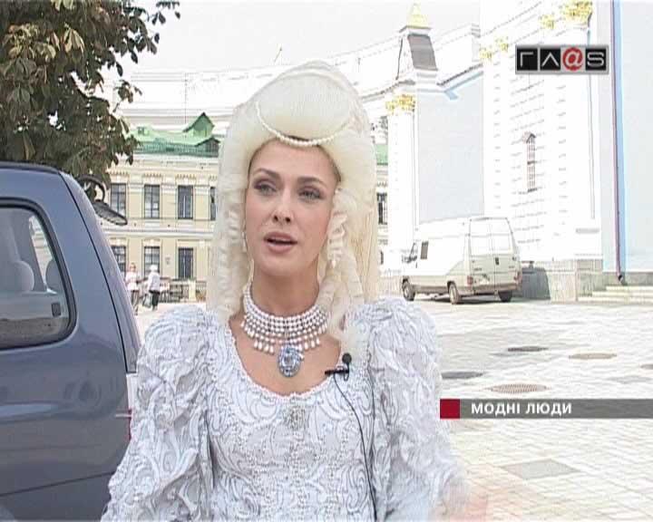 Ольга Сумская в «Жизни Бортнянского» // 30 декабря 2006 года