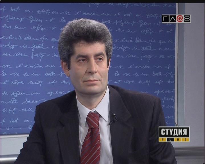 Михаил Рожковецкий