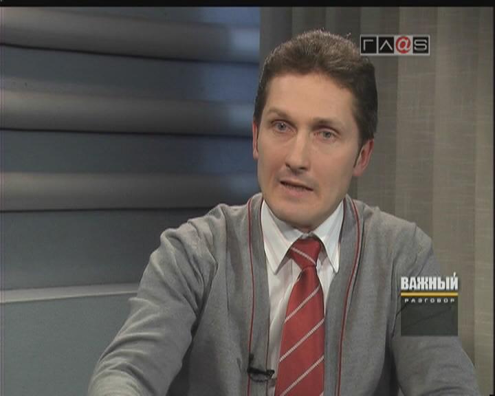 Олег Этнарович. Депутат Одесского городского совета