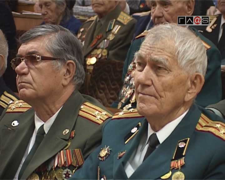 Ветераны в гостях у студентов ОГАСА