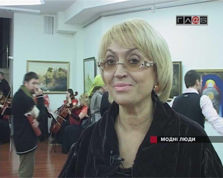 Александра Кужель / Один день со звездой / 27 февраля 2007 года