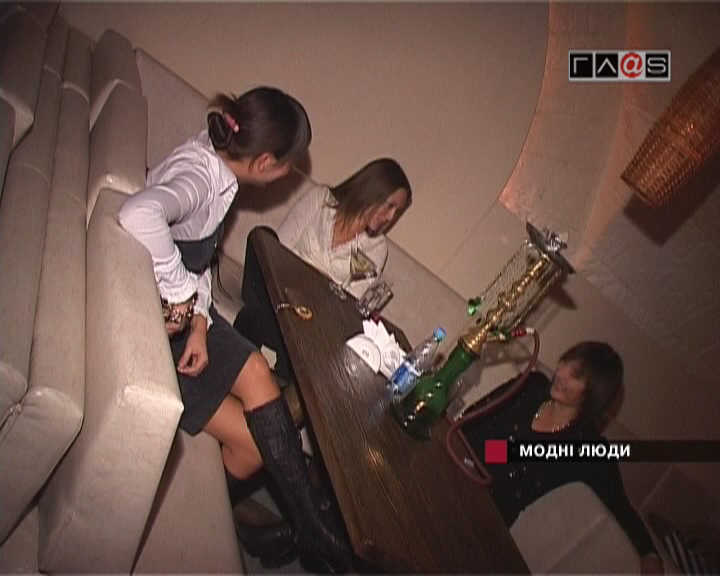 Клуб-ресторан LAILA! // 23 октября 2006 года