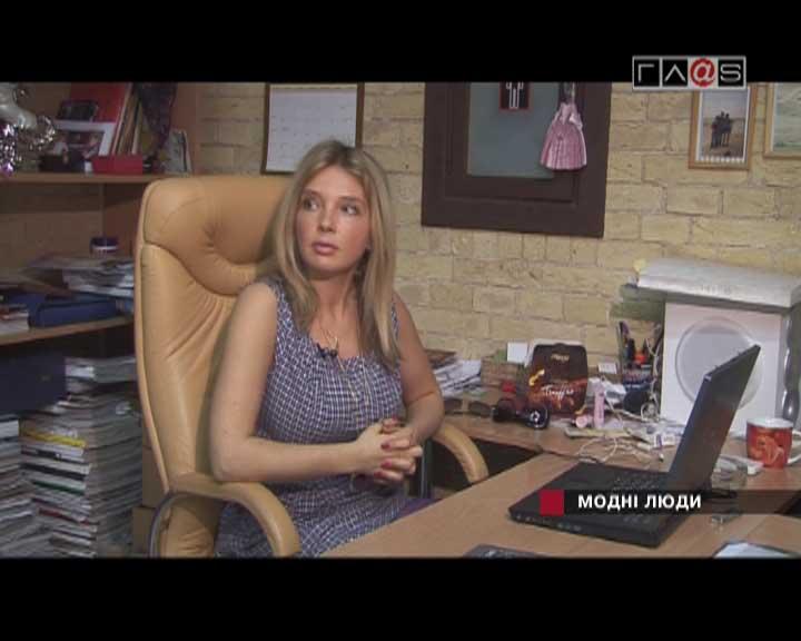 ОЛЬГА НАВРОЦКАЯ // Один день со звездой 11 июля 2007 года