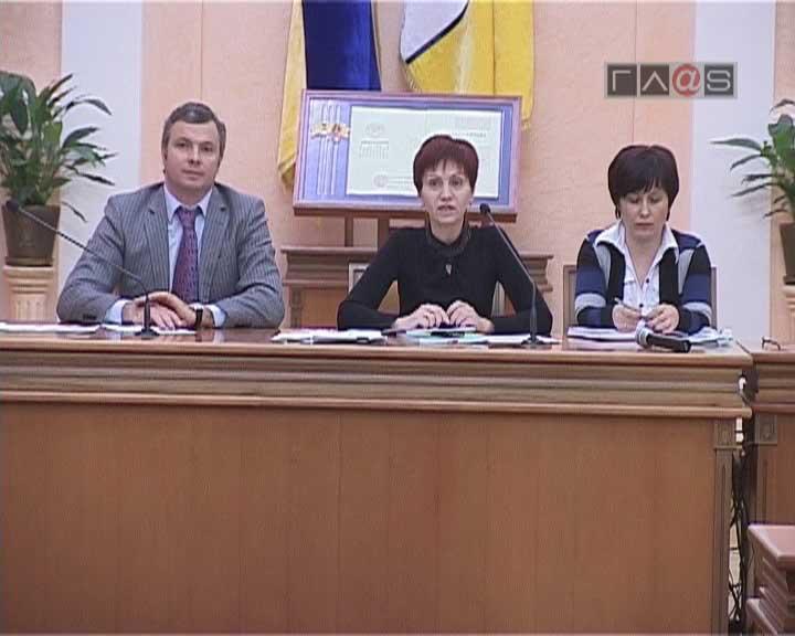Отчет: городской бюджет-2010!