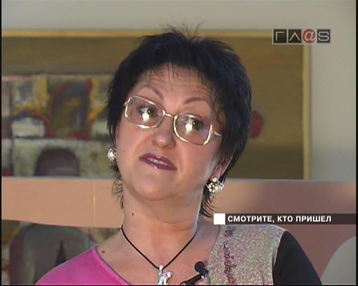 Наталья Кривуца