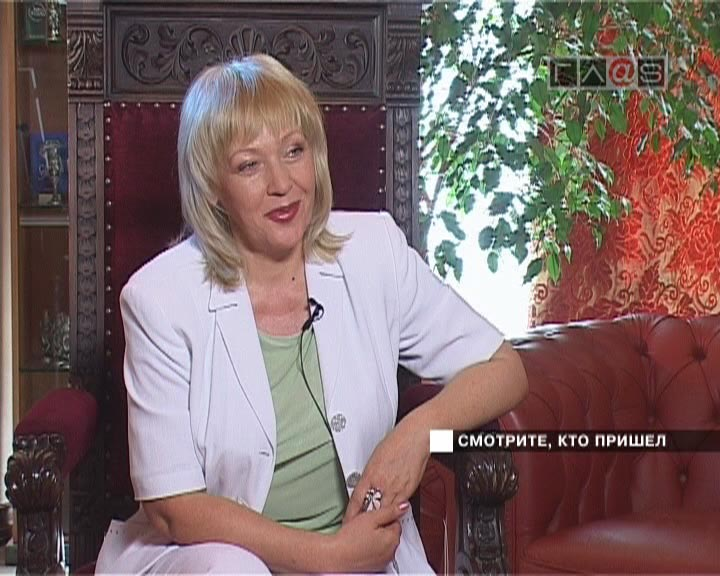 Наталья Пасечникова