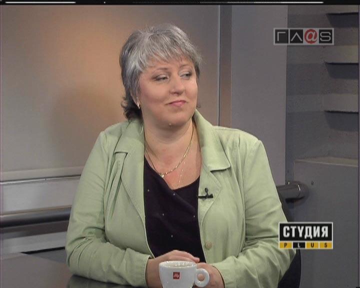 Наталья Штербуль