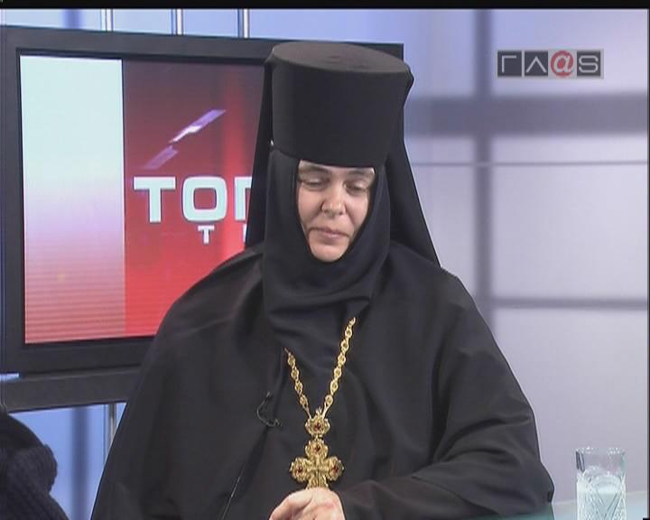 Игуменья Серафима.