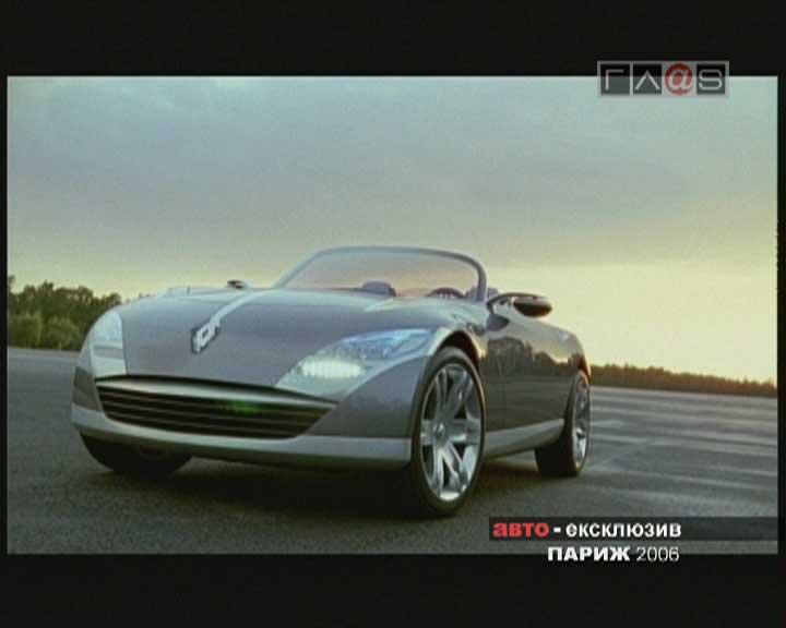 Mondial de l`Automobile 2006 // «RENAULT»