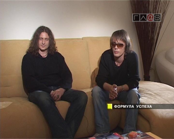 Дмитирий Лактионов и Антон Четвиряков