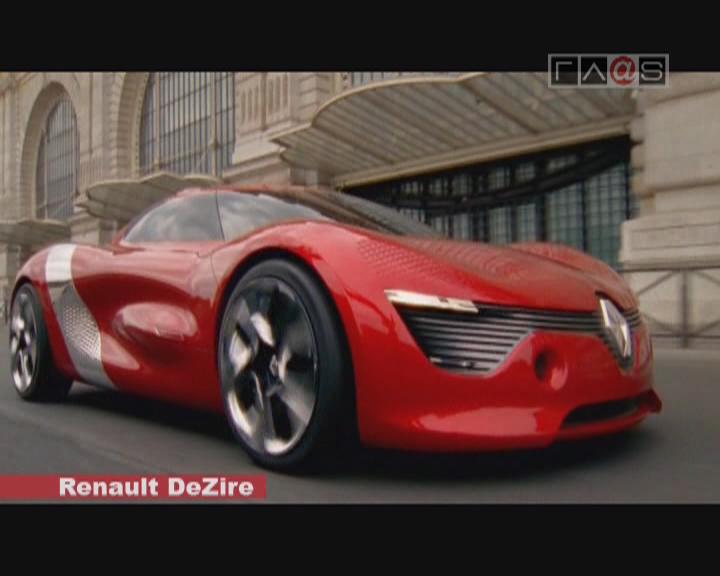 Paris Motor show 2010 // Обзор-2