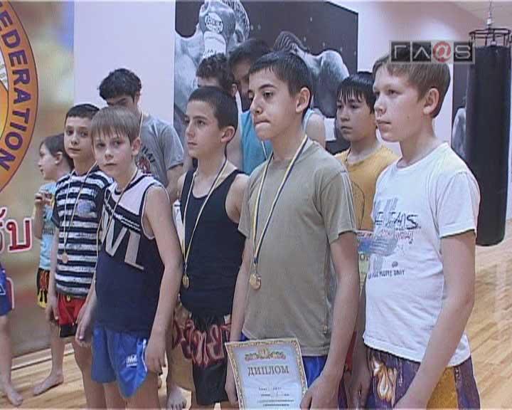 Херсонские чемпионы