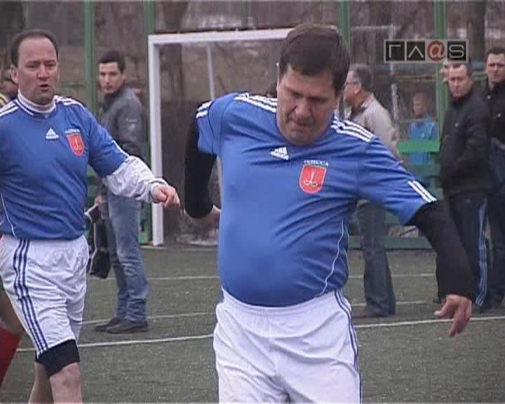 Депутатский футбольный турнир