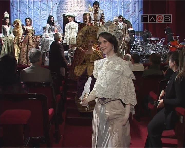 Бал в Одесском оперном!