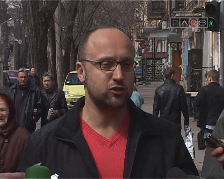 Вадим Черный: «Водители могут нарушать правила дорожного двидения»