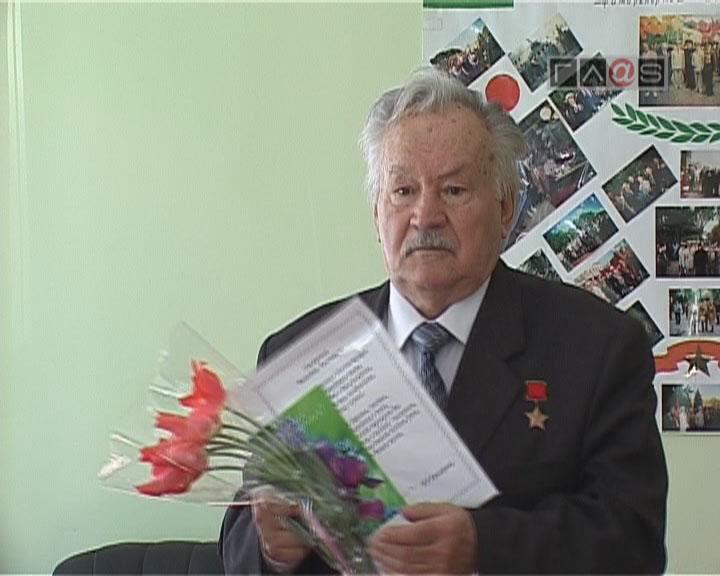 Валентину Евгеньевичу Соколову исполнилось 76-ть лет