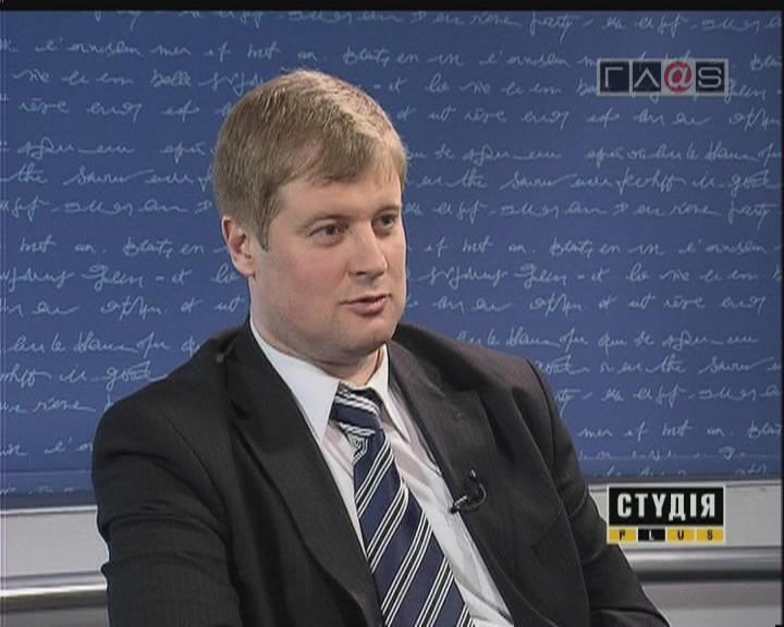 Сергей Исаев. Организация «Надежда инвалидов»