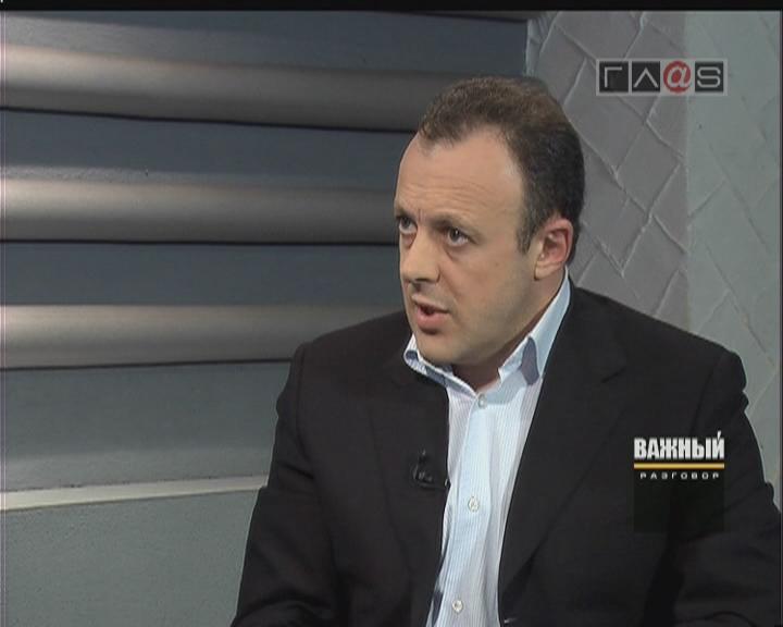 Дмитрик Спивак. Общественно-политическое организация «Справедливая Одесса»