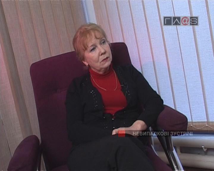 Интервью с советской и российской актрисой Эрой Зиганшиной