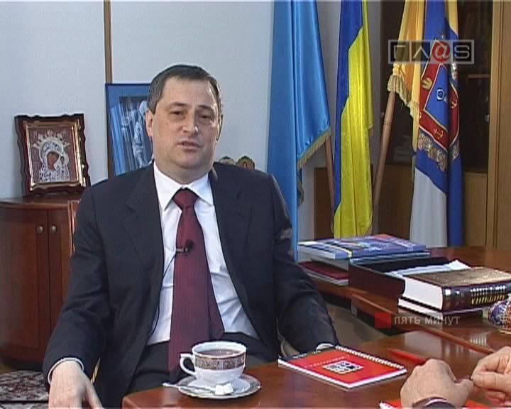 Председатель Одеской областной государственной администрации Эдуард Леонидович Матвийчук