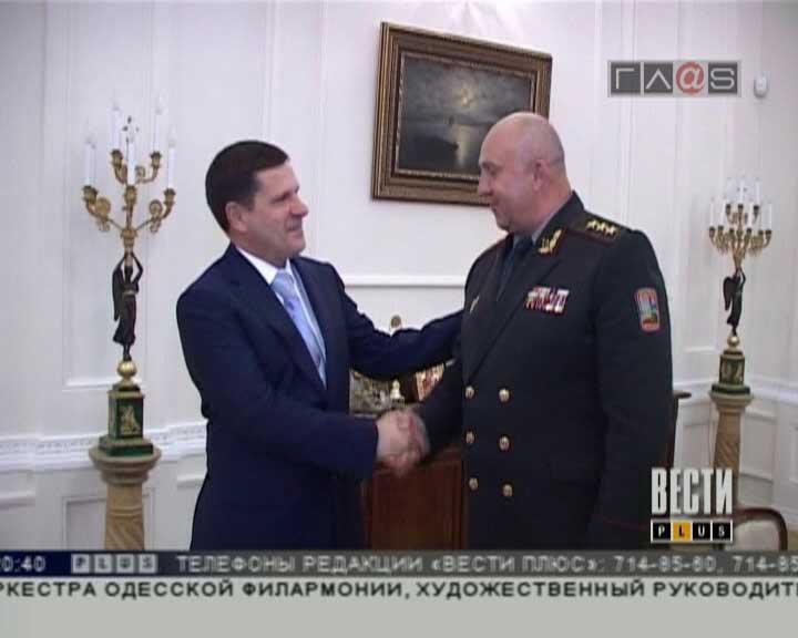 Награда для Костусева