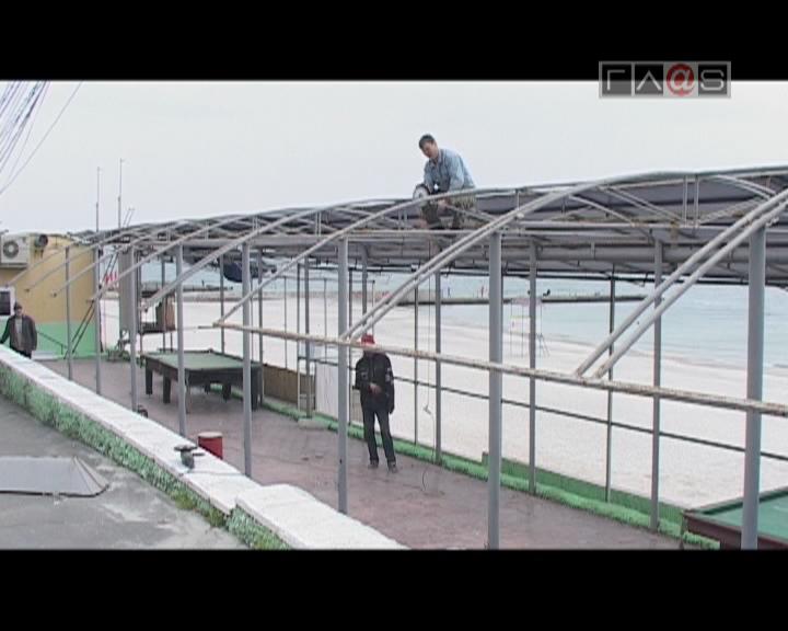 Вадим Черный VS бильярдная на пляже Ланжерон