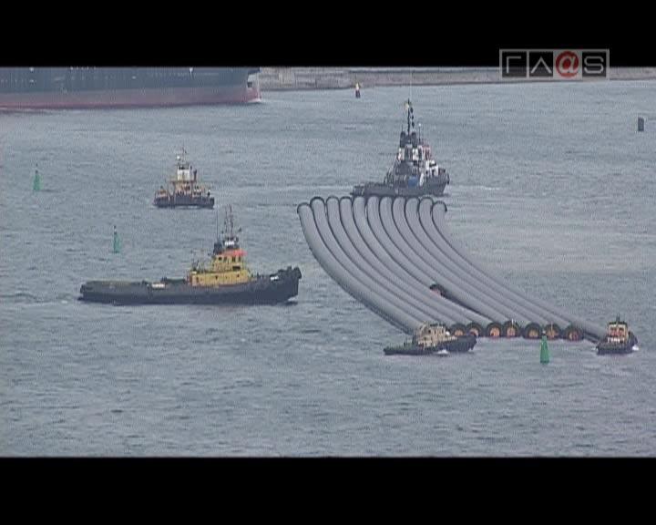 В Одесский порт зашел уникальный груз